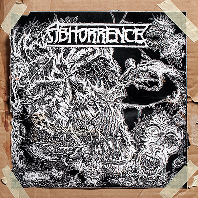 ABHORRENCE - Completely Vulgar 2 x LP (Purple)
