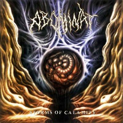 ABOMINAT - Storms Of Calamity EP