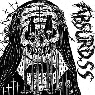 ABSURD SS - Same LP