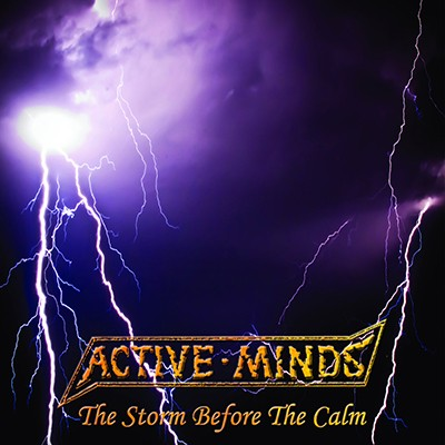 ACTIVE MINDS - The Storm Before The Calm EP