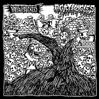 AGATHOCLES / HOLIDAYxSUCKERS - Split EP