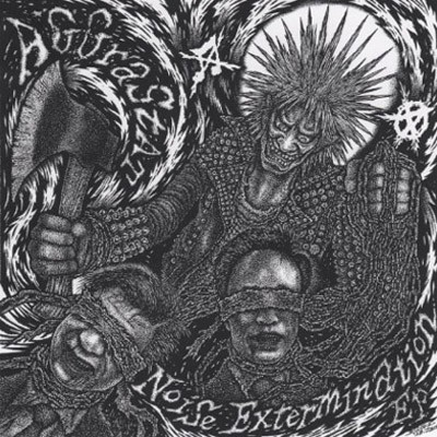 AGGRASTAT - Noise Extermination EP