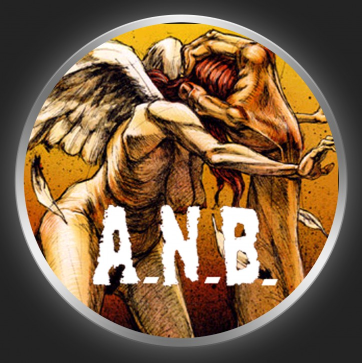 AGORAPHOBIC NOSEBLEED - Angel Button