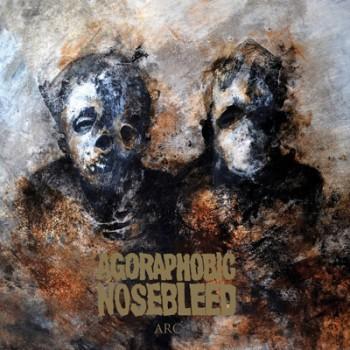 """AGORAPHOBIC NOSEBLEED - Arc 12"""" EP"""