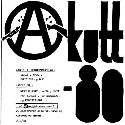 AKUTT-80 - Same EP