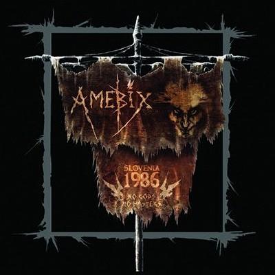AMEBIX - Slovenia 1986 LP (Orange)