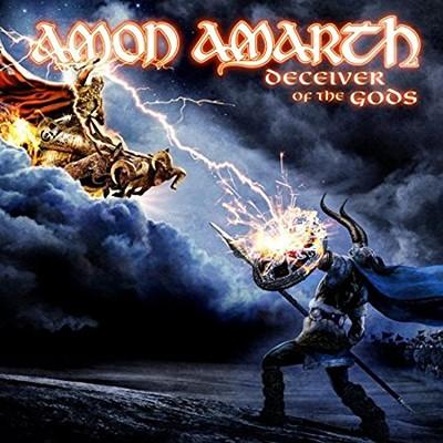 AMON AMARTH - Deceiver Of The Gods LP (Dusk Blue Marbled)