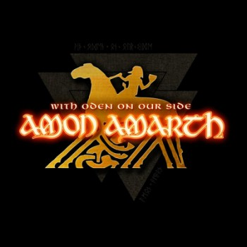 AMON AMARTH - With Oden On Our Side LP (Golden / Yellow Marbled)