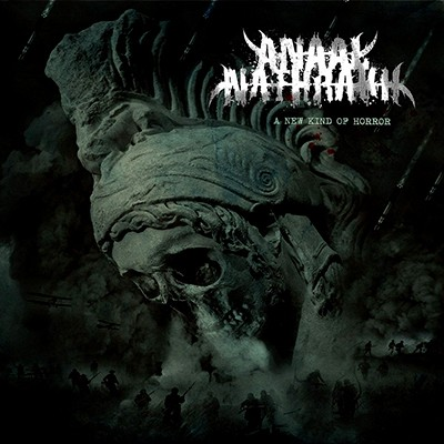 ANAAL NATHRAKH - A New Kind Of Horror LP (Transparent Sage Green Marbled)