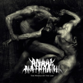 ANAAL NATHRAKH - The Whole Of The Law LP + CD (Cool-Grey Marbled)