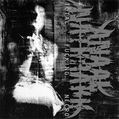 ANAAL NATHRAKH - Total Fucking Necro LP (White / Black Marbled)