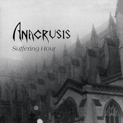 ANACRUSIS - Suffering Hour 2 x LP (Dark Grey Marbled)