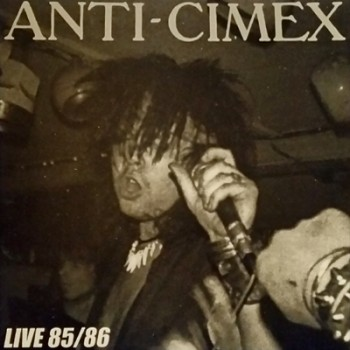 ANTI-CIMEX - Live 85/86 LP