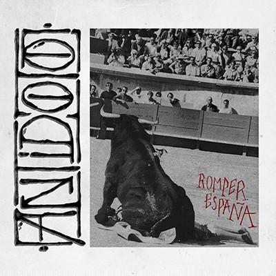 ANTIDOTO - Romper España LP