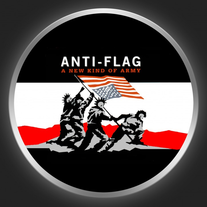ANTI-FLAG - A New Kind Of Army Button
