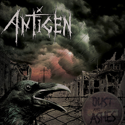 ANTIGEN - Dust And Ashes LP