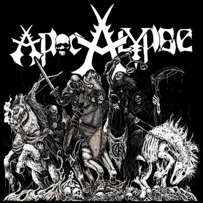 APOCALYPSE / EXTINCTION OF MANKIND - Split EP
