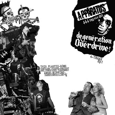 APPÄRATUS - Degeneration Overdrive EP