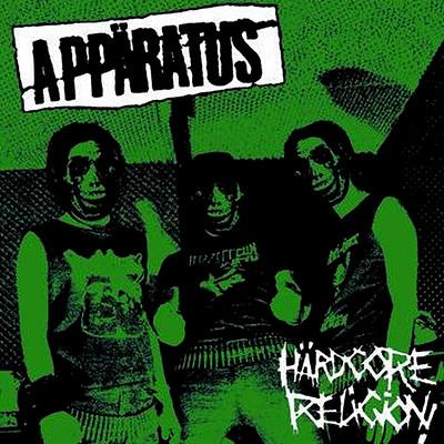 APPÄRATUS - Härdcore Religion ! LP