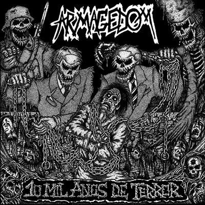 ARMAGEDOM - Dez Mil Anos De Terror LP