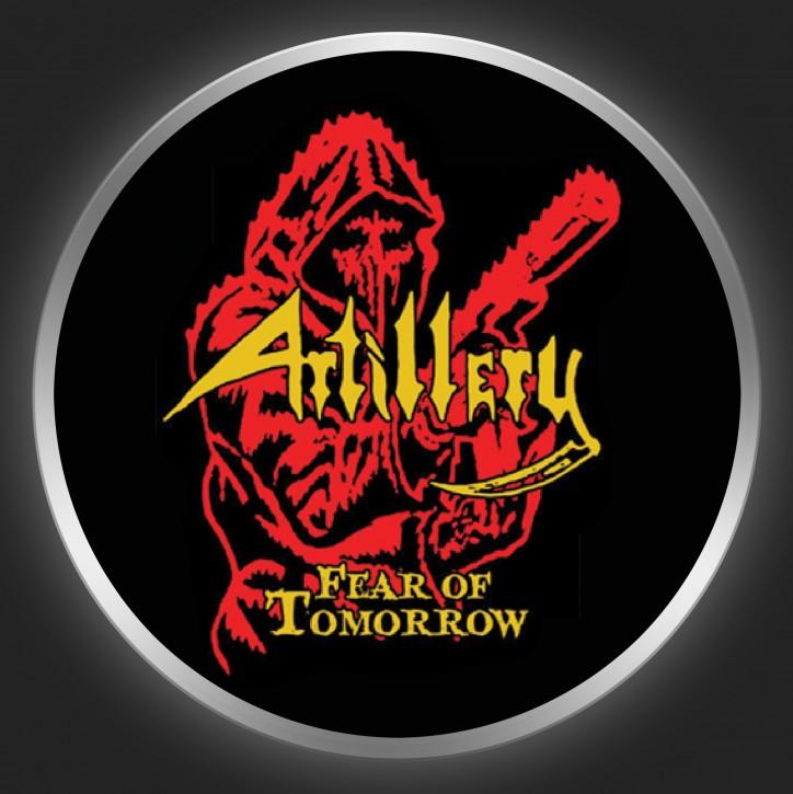 ARTILLERY - Fear Of Tomorrow Button