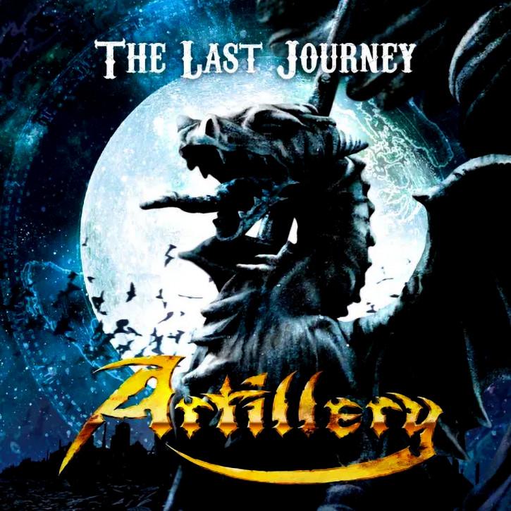ARTILLERY - The Last Journey EP