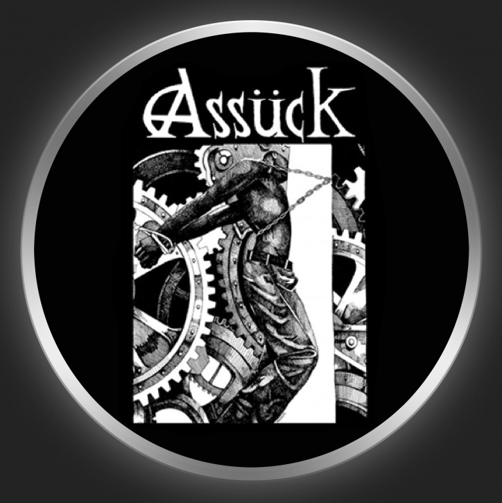 ASSÜCK - Anti-Capital Cover Button