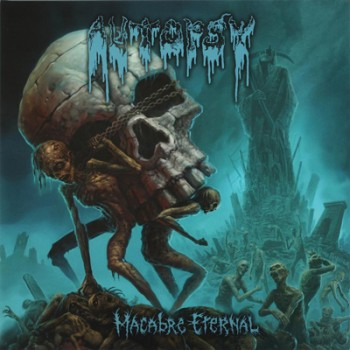 AUTOPSY - Macabre Eternal 2 x LP