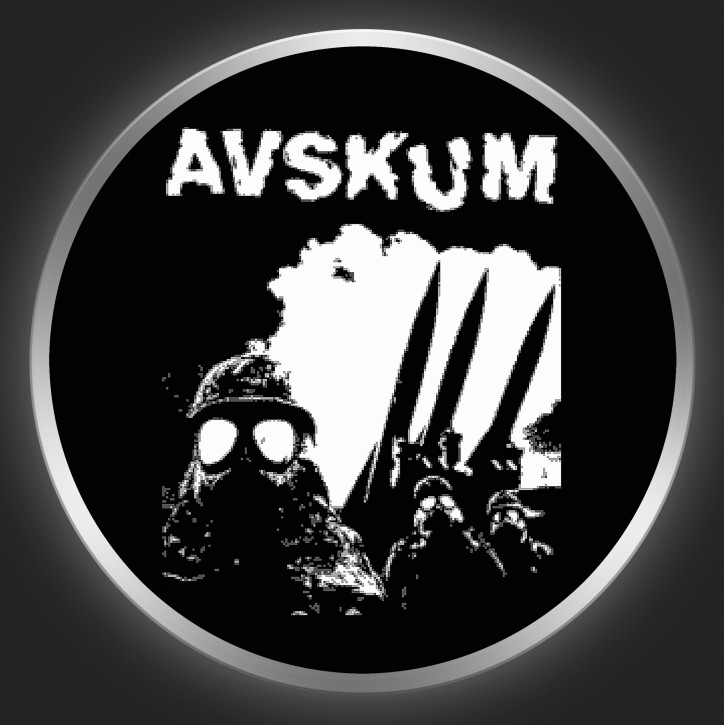AVSKUM - Soldiers Button