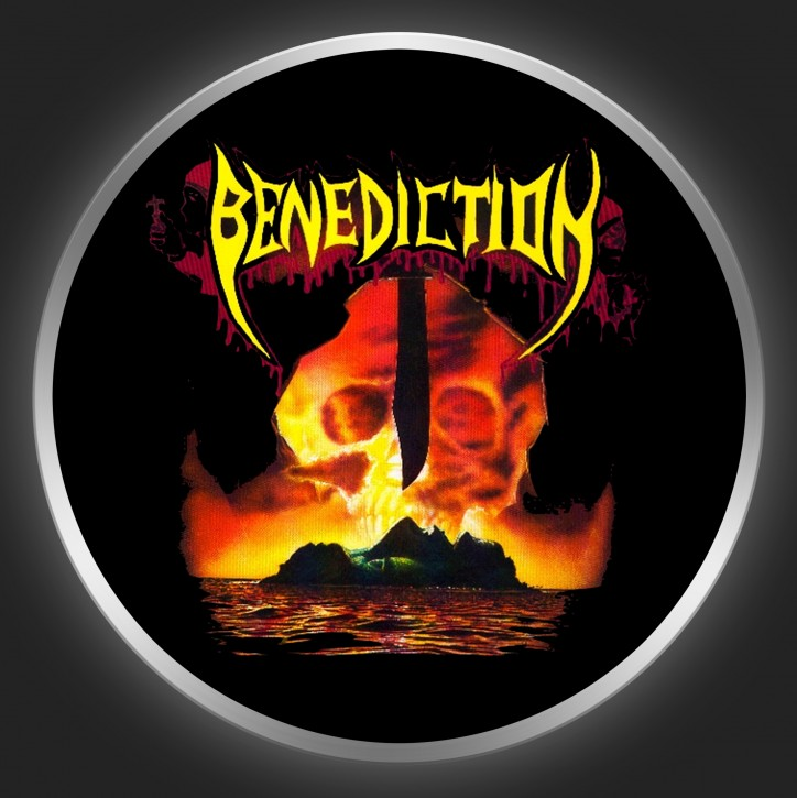 BENEDICTION - EP Cover Button