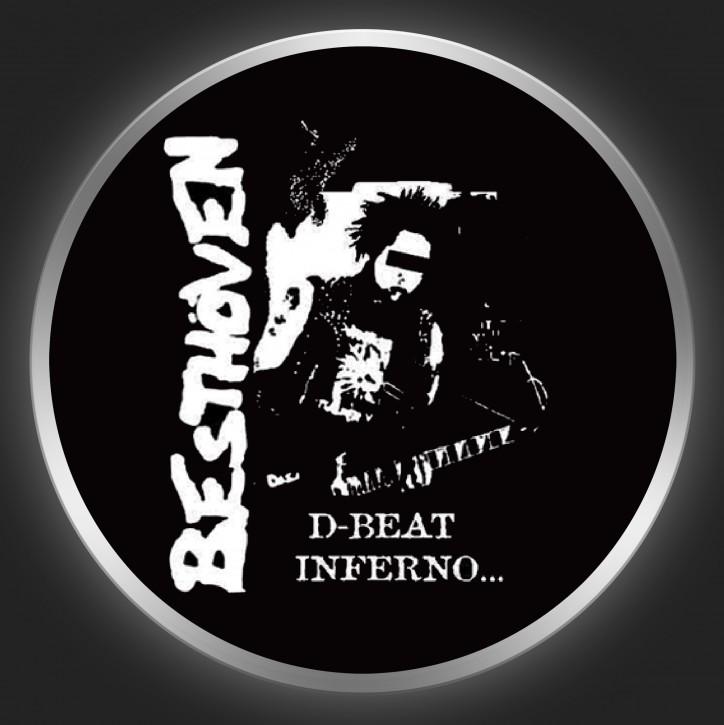 BESTHÖVEN - D-Beat Inferno Button