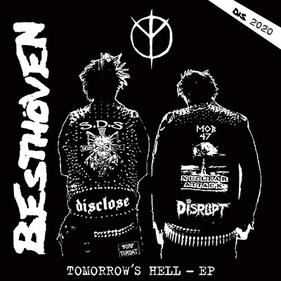 BESTHÖVEN - Tomorrow´s Hell EP (Test Pressing)
