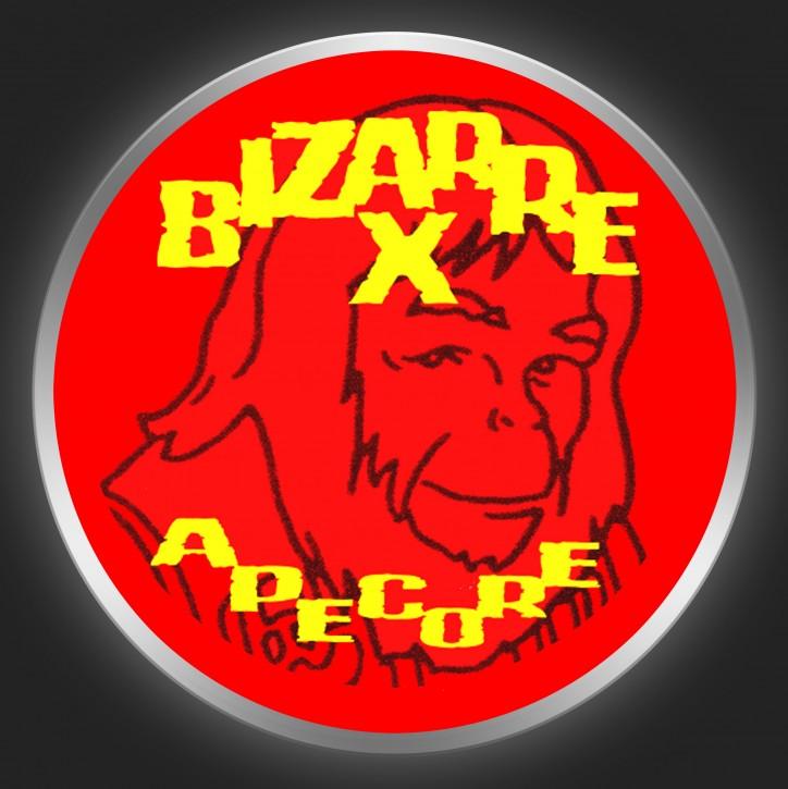 BIZARRE X - Apecore Button