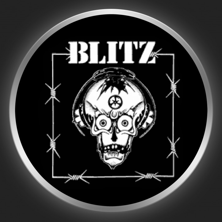 BLITZ - Skull Button