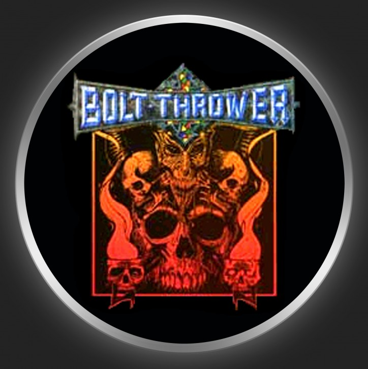 BOLT THROWER - Cenotaph Button