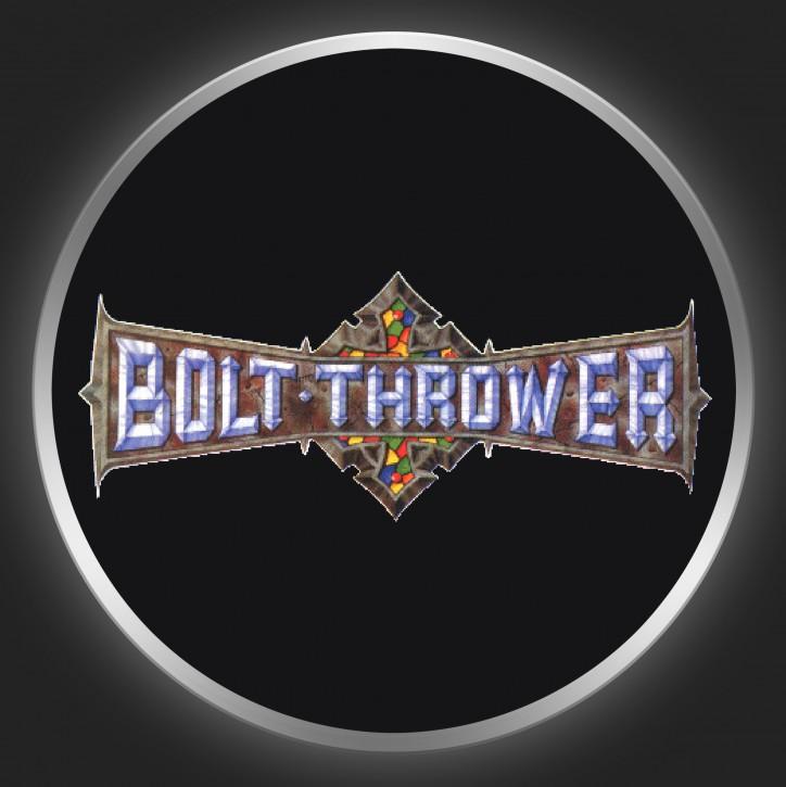 BOLT THROWER - Logo Button