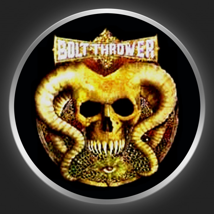 BOLT THROWER - Who Dares Wins Button