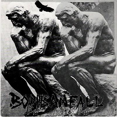 BOMBANFALL- Åsiktsfrihet EP (Red)