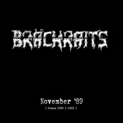 BRÄCHRAITZ - November ´89 (Demos 1990 & 1992) LP