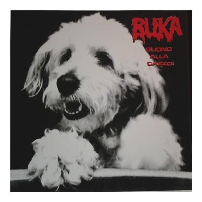 BUKA / CICCIOLINA - Split LP