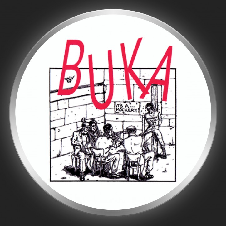 BUKA - Debilana Sessions Button