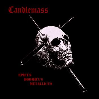 CANDLEMASS - Epicus Doomicus Metallicus LP (Red)
