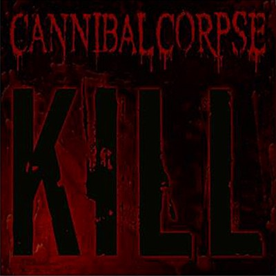 CANNIBAL CORPSE - Kill LP (Opaque Red / Black Marbled)