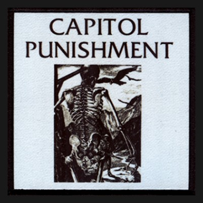 CAPITOL PUNISHMENT - Jody Is My Bloody Love Patch