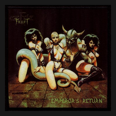 CELTIC FROST - Emperor´s Return Patch