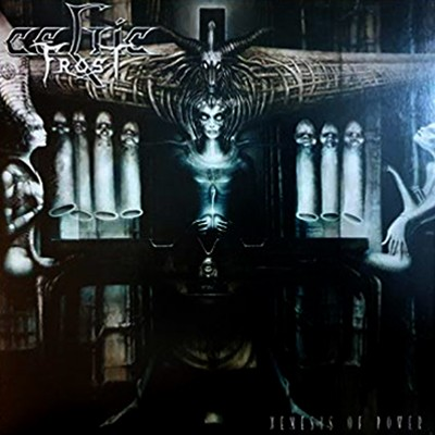 CELTIC FROST - Nemesis Of Power LP