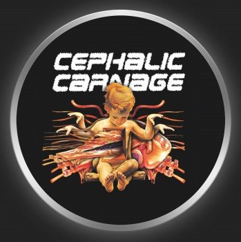 CEPHALIC CARNAGE - Lucid Interval Button