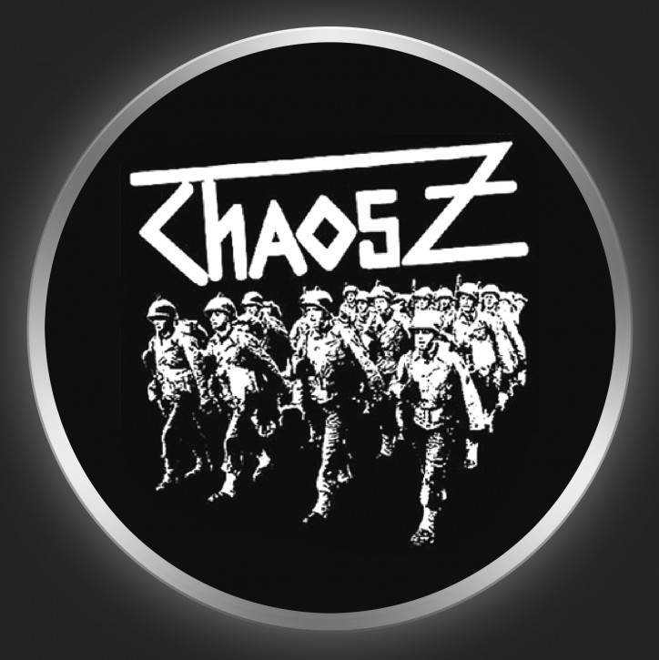 CHAOS Z - Abmarsch Button
