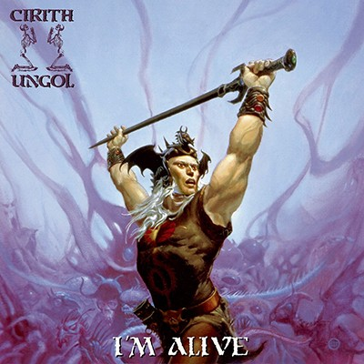 CIRITH UNGOL - I´m Alive 2 x LP (Red Rust Marbled)