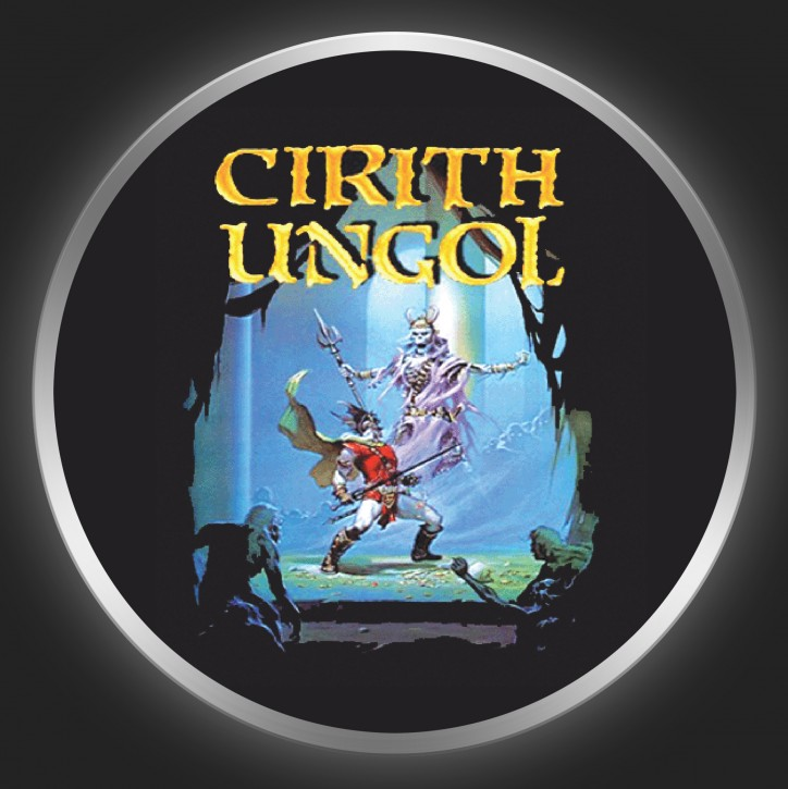 CIRITH UNGOL - King Of The Dead Button